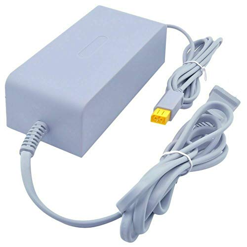 AC Adapter Power Supply Wall Charger Cord Cable For Wii U Console...