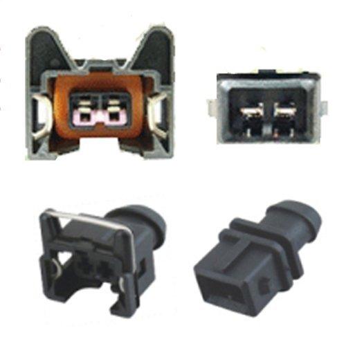 Reemplazo inyectores conector - BOSCH EV1 SHORT (SET) 1287013003, 1 287 013 003