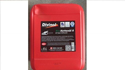 Divinol Bio Kettenöl R Motorsägenöl mit super Haftzusatz 5 Liter 21820