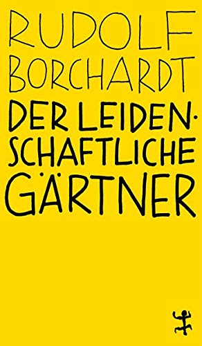 Buchseite und Rezensionen zu 'Der leidenschaftliche Gärtner (MSB Paperback)' von Judith Schalansky