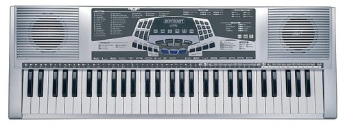 Bontempi PM665 - Bontempi Digitales Keyboard mit 61 Profi Tasten