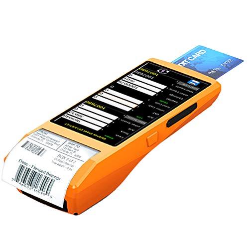 ZTH PDA-5501 Multi-fonction Écran IPS de 5,5 pouces Protection IP65 Tout-en-un, terminal intelligent, imprimante thermique intégrée, micro et haut-parleur, prise en charge WiFi, Bluetooth et GPS (Oran