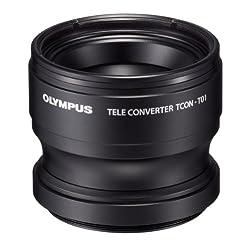 Olympus TCON-T01 Telekonverter 14° (geeignet für TG-Serie Unterwasserkamera)