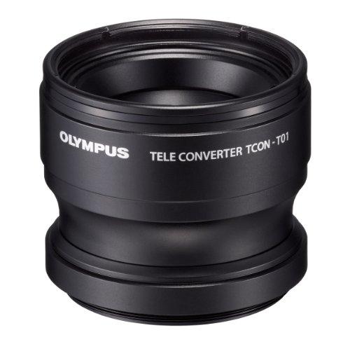 Olympus TCON‑T01 Tele Converter per fotocamera subacquea TG-1, TG-2 e TG-3 (fino a 12 m)