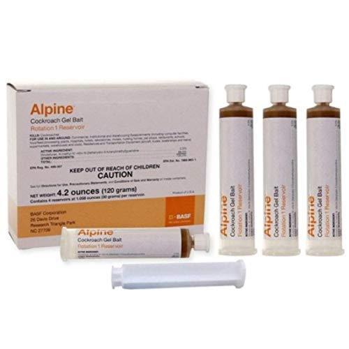 Alpine Cock Max 55% OFF Roach Gel cheap Bait 4x 30g tubes