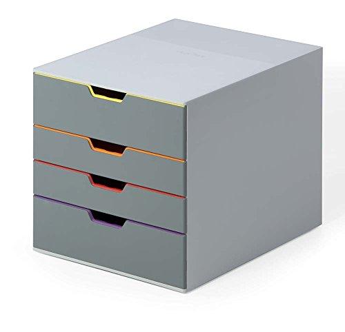 Durable 760427 Schubladenbox A4