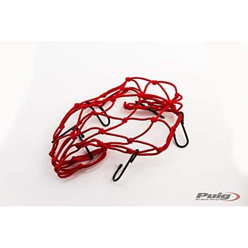 Puig–Rete elastica, 350x 350 mm rosso
