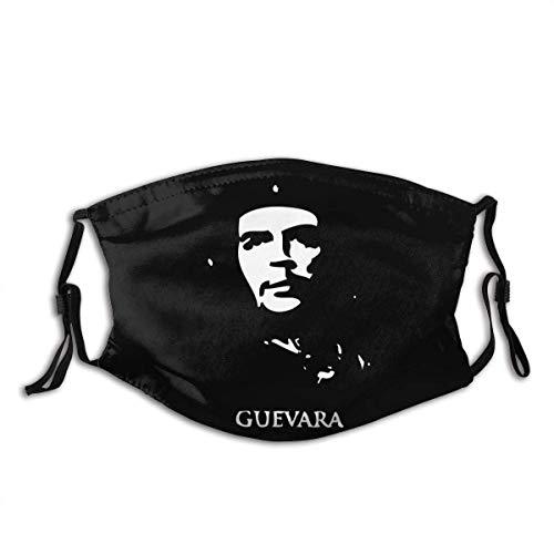 Che_Guevara_Png Fashion Face Cover, Masken, Mundschutz, Sturmhaube, Halsmanschette Resident Outdoor Bandanas, Staubdichter Schal