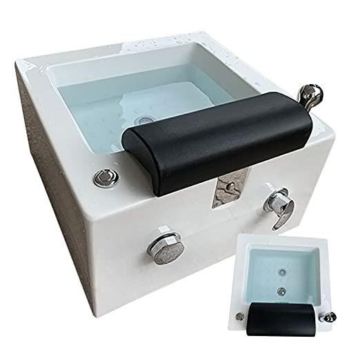 YANGH Tragbare Pediküre-Schüssel-Fußbad-Pediküre-Badewanne Maniküre-Schüssel-Soaker-Set, Tragbare Düsen Für Wanne Ome Pediküre-Fußbad