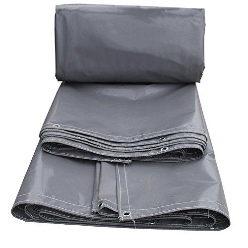 MEIDUO Bâches Bâche PVC Tente étanche à la Pluie Camion boxcar Cour de triage Tissu de Hangar Abat-Jour Haute résistance, résistant à la Pluie, résistant à l'usure, léger pour l'extérieur