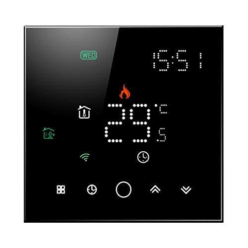 Termostato WiFi para caldera de gas y agua, termostato...