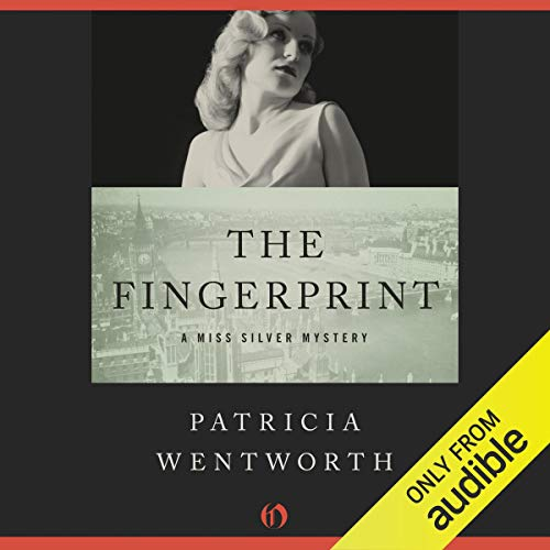 The Fingerprint audiobook cover art