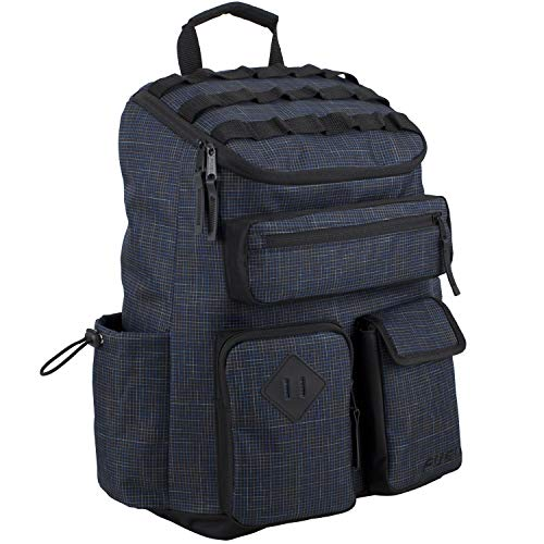 Fuel Multi-Pocket Cargo Backpack with High Capacity Top-Loader Entry,...