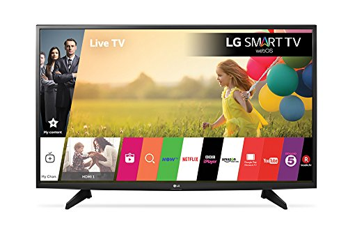 LG LCD 43LH590V FHD FULL HD-Smart TV-2 HDMI- USB-Wi FI integrato