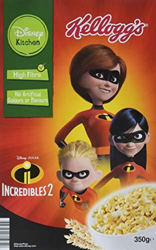 Kellogg´s Incredibles 2 Multigrain mit Honig-Nuss-Geschmack, 350 g