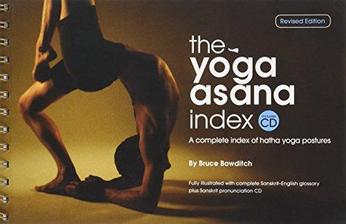 The Yoga Asana Index (Buch mit CD)