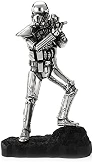 Royal Selangor Hand Finished Star Wars Collection Pewter Death Trooper Figurine