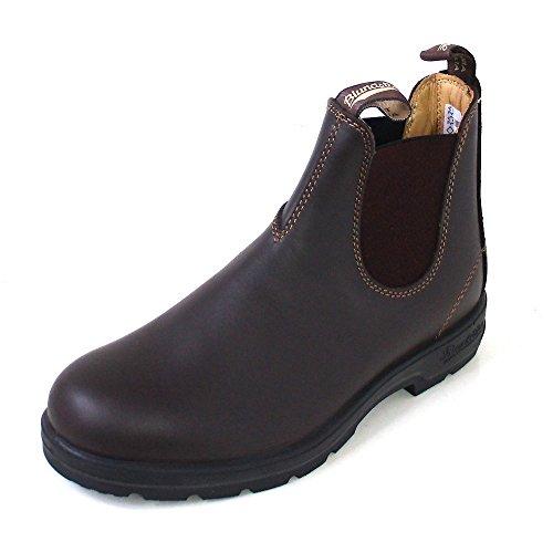 Blundstone Blundstone Classic Comfort 550, Unisex-Erwachsene Kurzschaft Stiefel, Braun (Brown), 38.5 EU (5.5 UK)