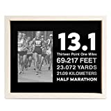 Gone For a Run Premier Running Photo Frame | 13.1 Math Miles