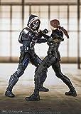 投げ売り堂(フィギュア) - S.H.フィギュアーツ MARVEL ブラック・ウィドウ (ブラック・ウィドウ) 約145mm ABS&PVC製 塗装済み可動フィギュア_03