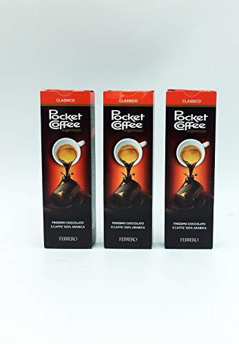 POCKET COFFEE 62 gr 3 confezioni