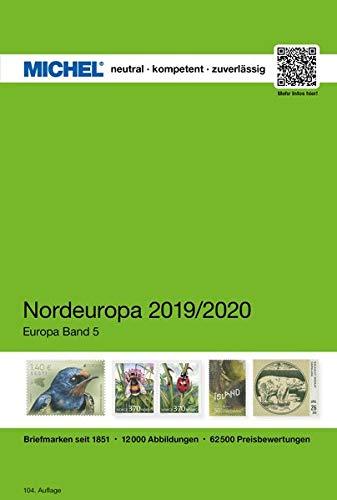 Nordeuropa 2019/2020: Europa Teil 5 (MICHEL-Europa / EK)