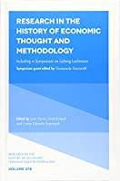 Including a Symposium on Ludwig Lachmann (Research in the History of Economic Thought and Methodology)