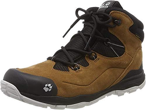 Jack Wolfskin MTN Attack 3 LT Texapore MID K Trekking- & Wanderstiefel, Braun (Desert Brown/Black 5228), 38 EU