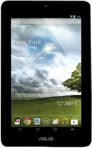 Asus ME172V 17,8 cm (7 Zoll) Tablet-PC (VIA WM8950, 1GB RAM, 16GB eMMC, 5GB Webspace, Mali-400, Android 4.1) grau