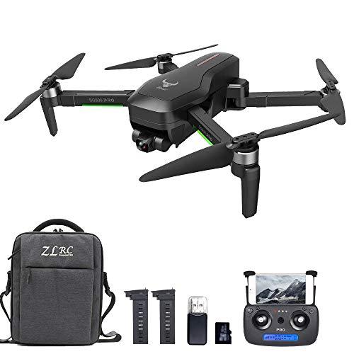 Adaskala SG906 PRO 2 GPS RC Drone con Fotocamera 4K 3 Assi Gimbal Brushless Motor 5G WiFi FPV Posizionamento del Flusso Ottico Quadcopter Punto di Interesse Waypoint Volo 1200 m Distanza