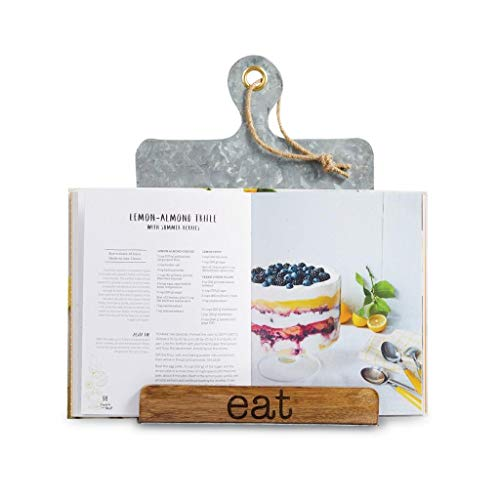 Mud Pie Eat Cookbook Holder
