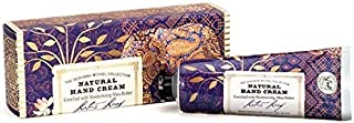 Michel Design Works Natural Hand Cream with Shea Butter, Lotus Leaf,