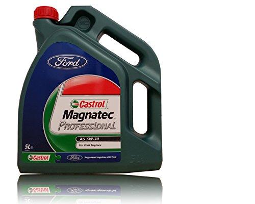 Castrol Magnatec Professional A5 5W-30 Motorenöl, 5 Litre