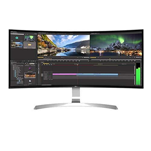 "LG Ultrawide CB99 34"" LED LCD Monitor 21:9 TAA Compliant Model 34CB99-W, White"
