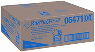 Kimberly-Clark Kimtech White Polypropylene 540 Wipe - Box - 90 sheets per roll - 12.5 in Overall Length - 06471 [PRICE is per ROLL]
