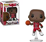 Funko-Pop Vinyl: NBA: Bulls: Michael Jordan Colección Figurine 36890 Multicolor