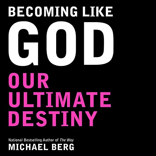 Becoming Like God Audiobook By Michael Berg cover art
