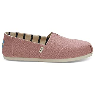 TOMS Women's Rosette Heritage Canvas Classics 10012655 (Size: 6) (B0778N2S9S) | Amazon price tracker / tracking, Amazon price history charts, Amazon price watches, Amazon price drop alerts