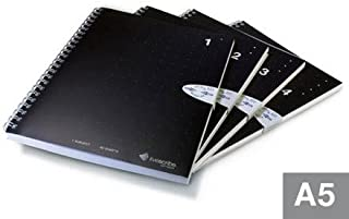 Livescribe ANX-00003 Single Subject Notebook - 80 Sheet - College Ruled - A5 5.8
