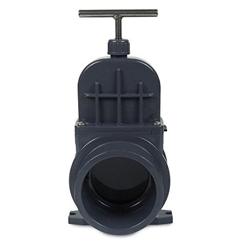 VDL Valvola 110mm con Guarnizione Facilmente sostituibile, Pressione di Lavoro 1bar