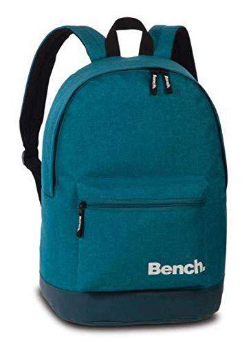 Bench Rucksack Daypack Backpack Schulrucksack 64150, Farbe:Petrol