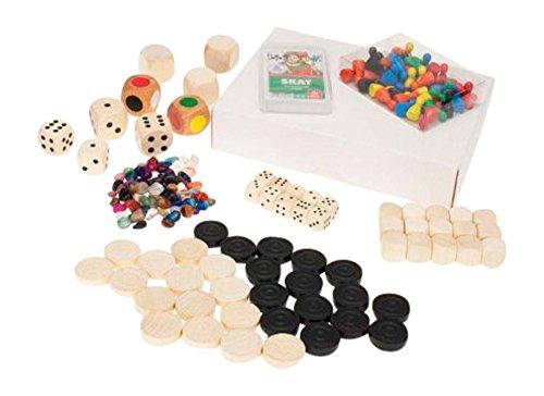 Spielesammlung Ersatzteile Set 150+