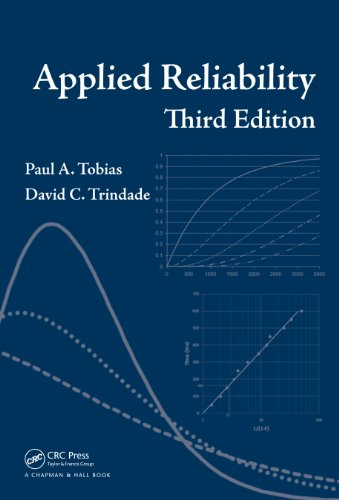 Applied Reliability (English Edition) de [Paul A., Tobias]