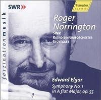 Elgar: Symphony No. 1; Wagner: Meistersinger overture (2000-09-26)