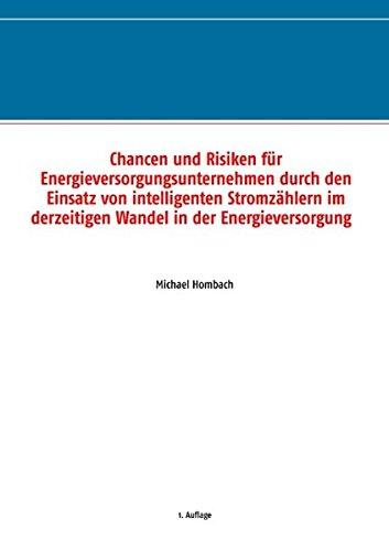 Chancen und Risiken für Energieversorgungsunternehmen durch den Einsatz von intelligenten Stromzählern im derzeitigen Wandel in der Energieversorgung