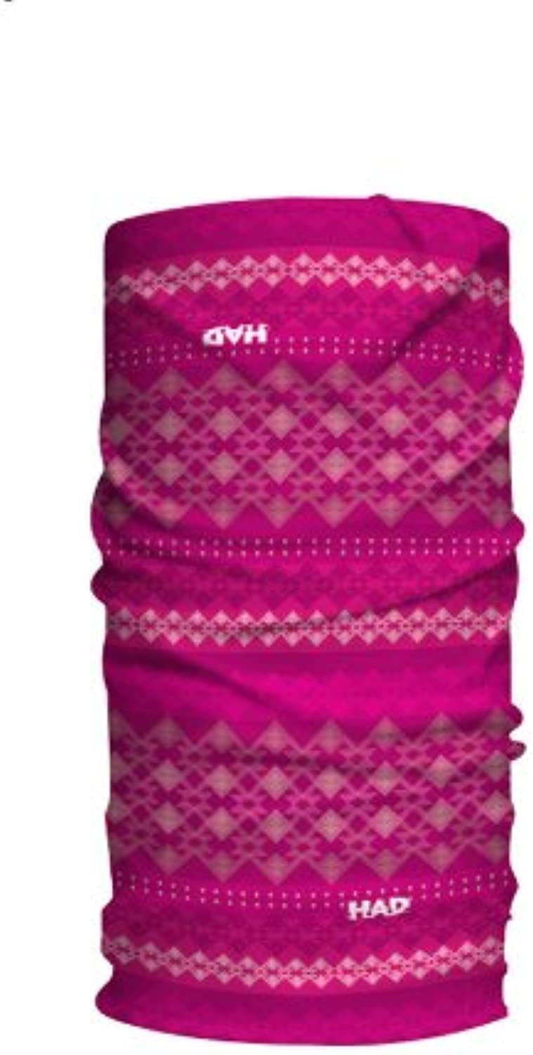 H.A.D. Originals Norway red Outdoors Scarf  Pink, One Size