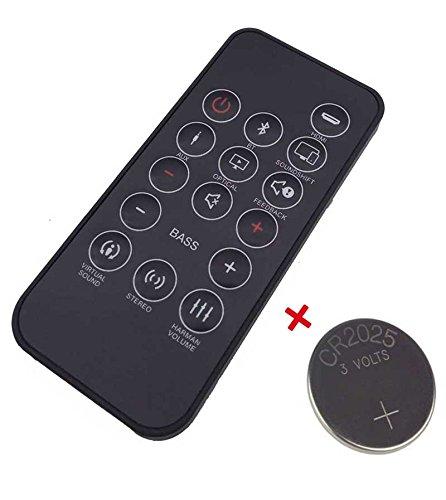 Nuevo mando a distancia de repuesto para JBL SB 250cine en casa barra de sonido de 2.1canales Altavoz barra de sonido con CR2025Batería