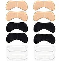 COSYINSOFA 6 pares Heel Pads Almohadillas para talón, forros para el talón Plantillas de zapatos autoadhesivas y adhesivos Protector para el cuidado de los pies