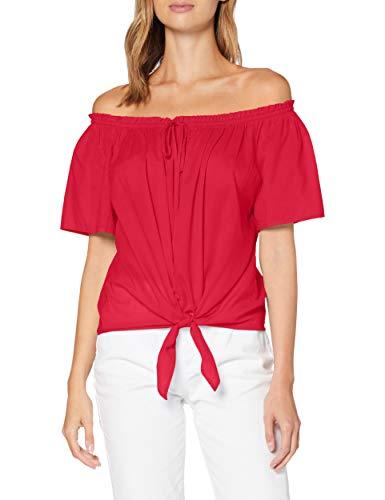 United Colors of Benetton Damen Blusa Hemd, Bright Rose 02e, M