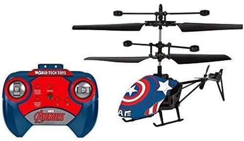 Captain America Marvel 2CH Mini IR RTF Electric Remote Control RC...